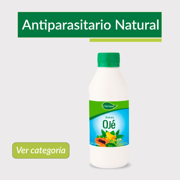 Antiparasitario Natural